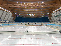 Rink image of M-Wave