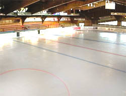 Rink image of Eissporthalle